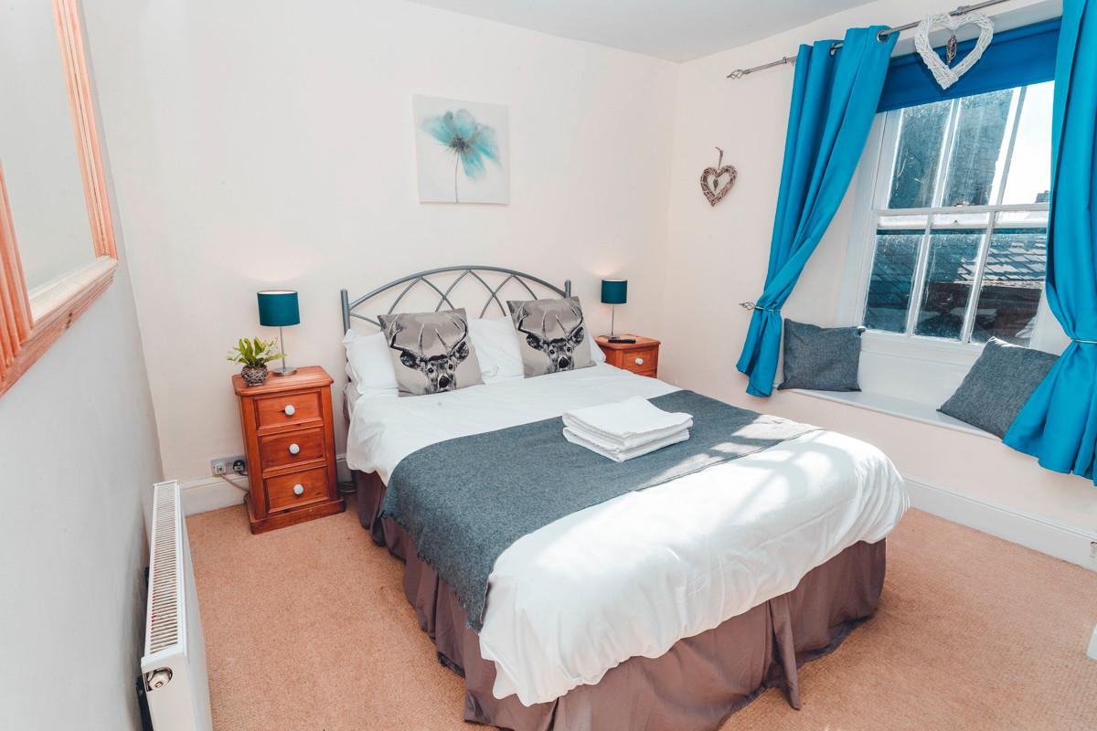 Windermere Guest House Room 2 - Bedroom
