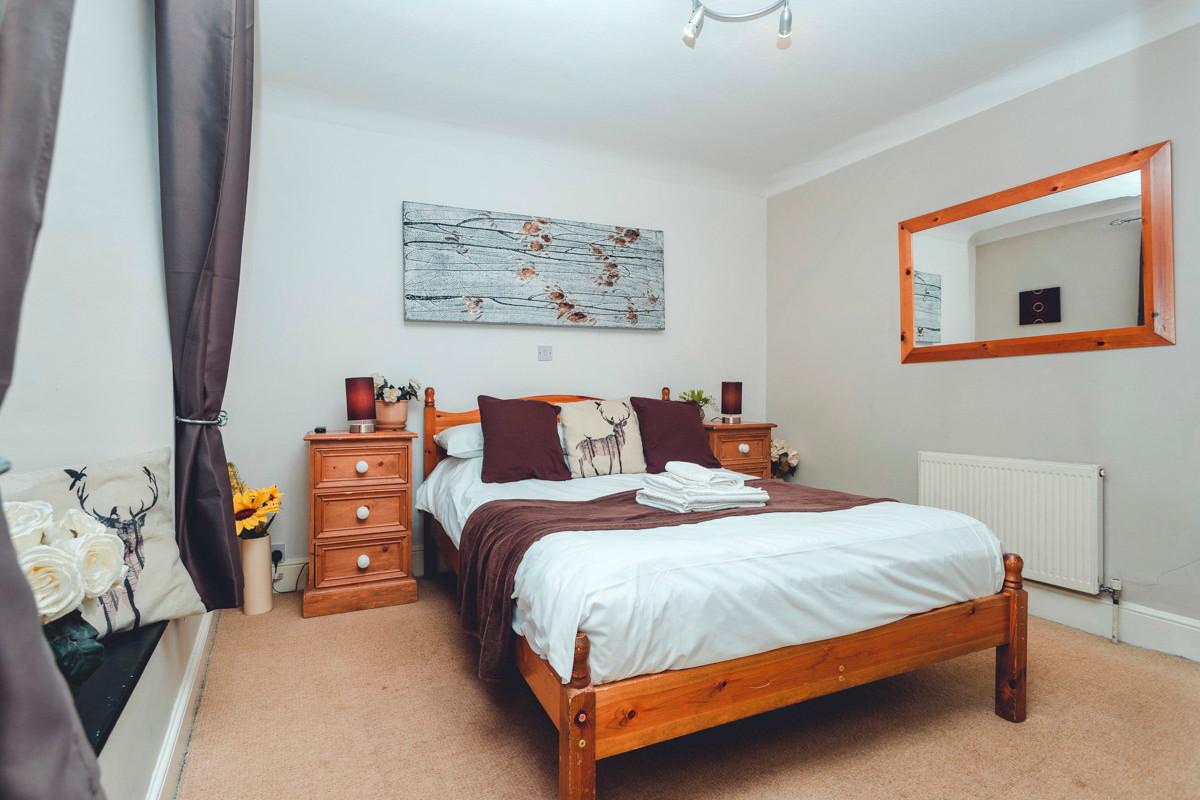 Windermere Guest House Room 1 - Bedroom