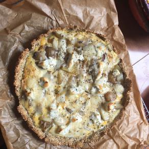 Warming Autumn Homemade Pie