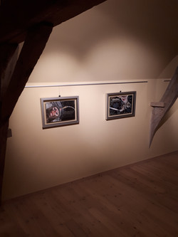 Exposition dans l'Atelier d'Isa
