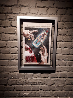 """Exposition """"La Régression 3"""""""