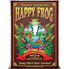 Happy Frog® Potting Soil from FoxFarm Soil and Fertilizer Co.