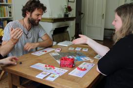 agile dynamics game