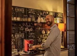 Coffee Area La Rambla