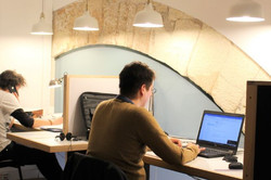 Coworking Desks Rambla