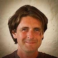 Coworker John Britton in Palma Mallorca