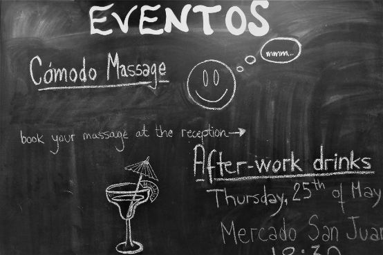 Coworking Events Palma