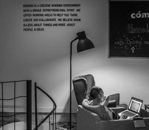 Coworking Lounge Palma