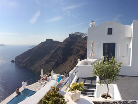 Die Magie von Kraftorten. Teil 1              ~  Inspiriert von der Insel Santorini