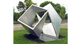 Two Cubes, 2015