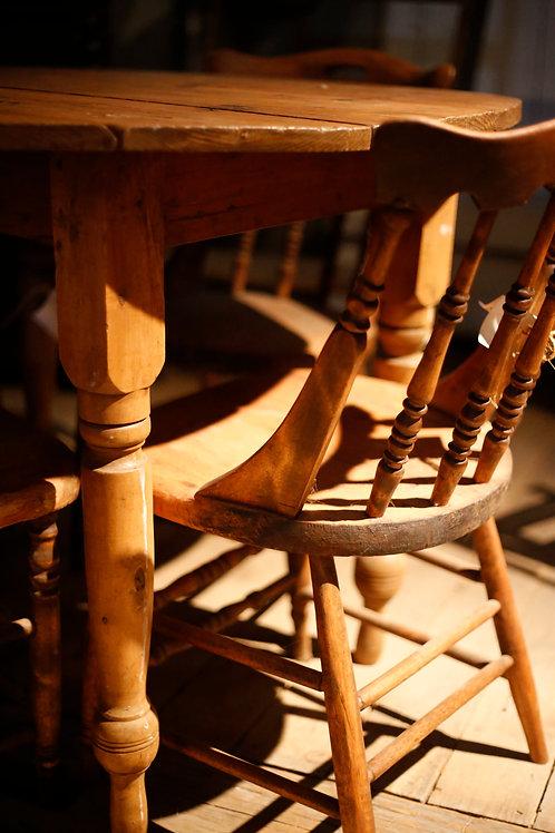 Chaise gunstock