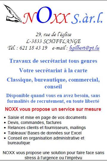 Noxx Schifflange