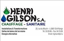Henri Gilson Schifflange