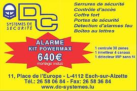 DC Systemes de Securite Esch-sur- Alzette