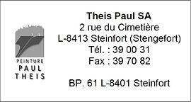 Peinture Paul Theis