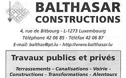 Balthasar Constructions Luxembourg