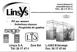 Linsys Ehlerange