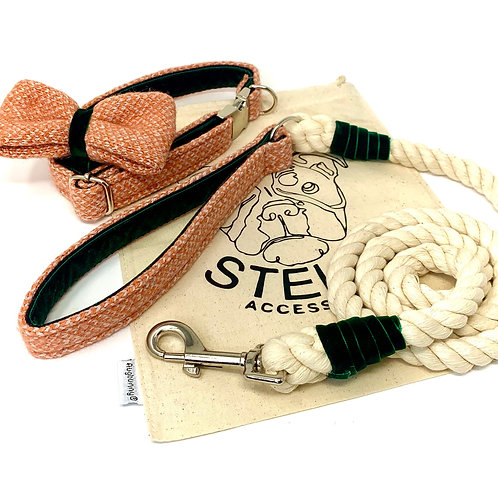 Orange Bundle (Rope lead) - Harris Design