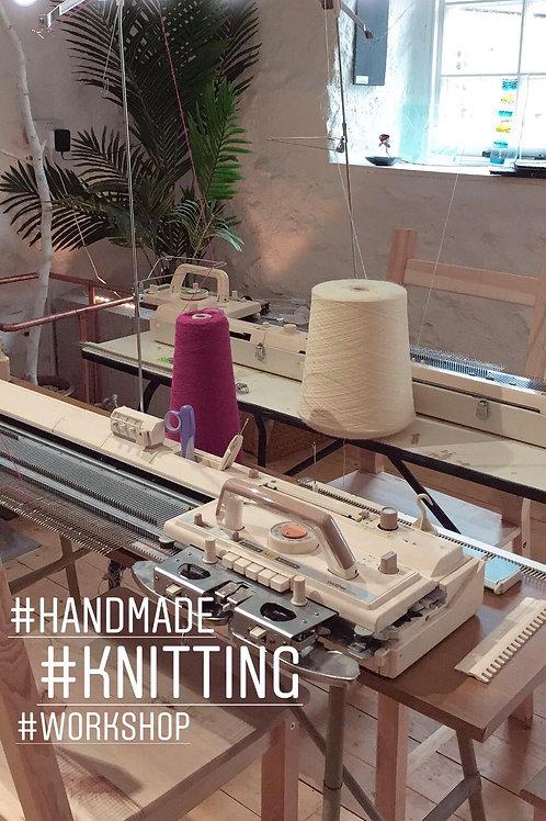 Knitting Machine Class