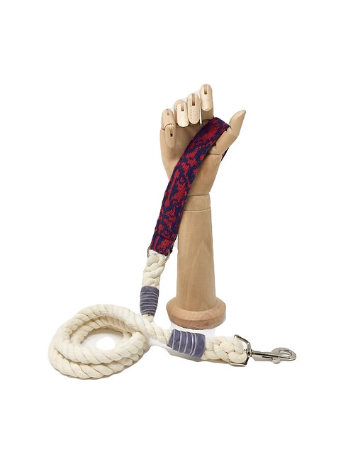 Rope Lead (clip), 25mm handle