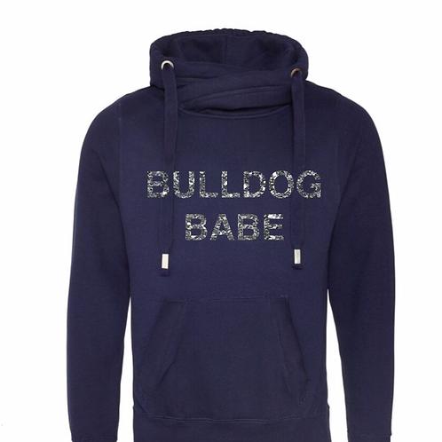 Bulldog Babe - Hoodie