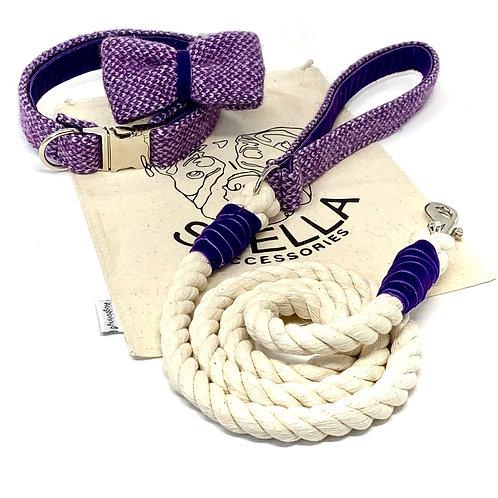 Purple Bundle (Rope Lead) - Harris Design