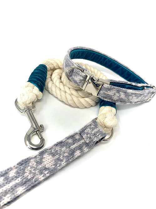 Grey & Dove - Kerr Design Bundle with rope lead