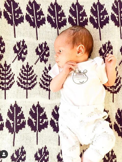 Fern Baby Blanket