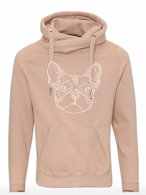 Dog Face - Hoodie