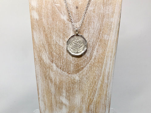 Hazel & Hawrthorn pendant