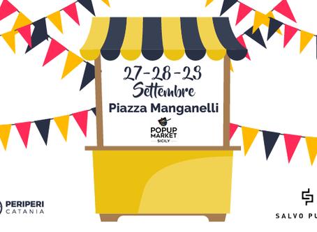 Ci vediamo tutti al PopUp Market Sicily questo week-end!!!