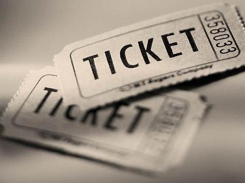 Tie Party Ticket