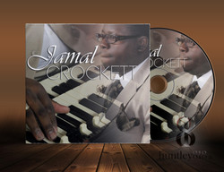 jamal crockett ministries - cd & cover m