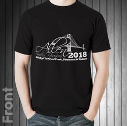 allen reunion 2018 black mockup