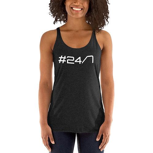 Women's 24/7 Racerback Tank