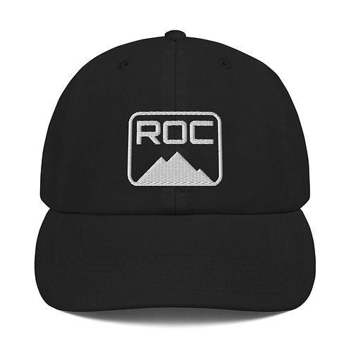 CHAPMION ROC DAD CAP 2