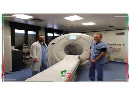 Radiologi di Padova nuova tecnica contro il cancro