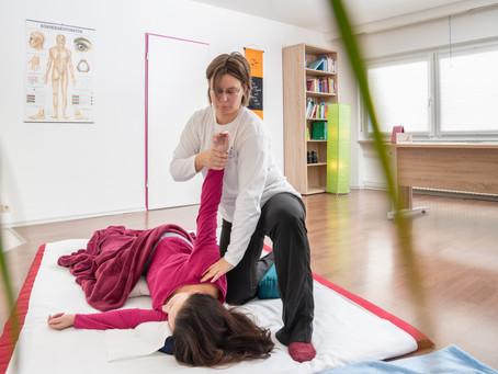 Shiatsu - mehr als eine Massage.
