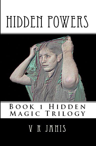 Native American Fantasy Book - HiddenMagic Trilogy