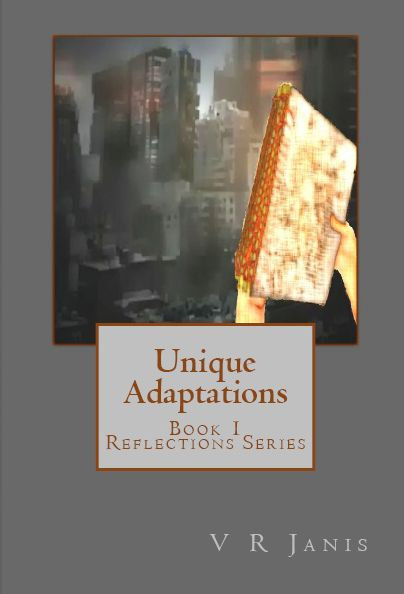 Native American Fantasy Book - Reflections Series