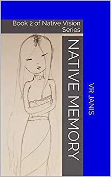 Native American Poetry book - Native Vision Series