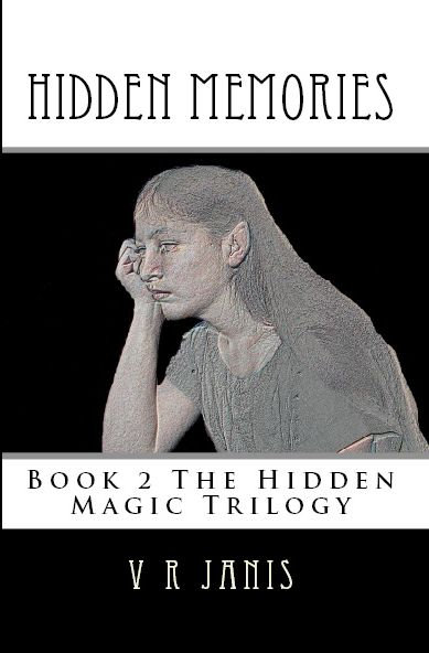 Native American Fantasy - Hidden Magic Trilogy