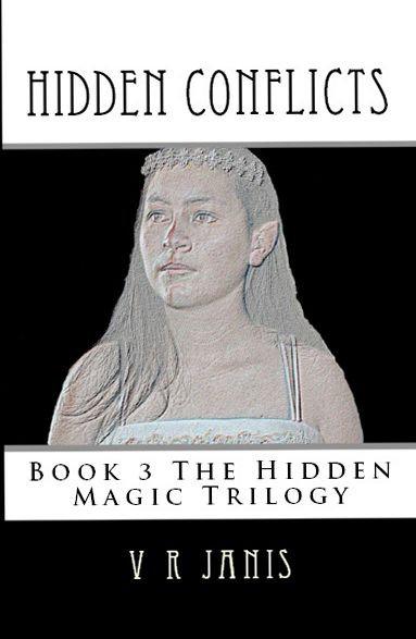 Native American Fantasy Book - Hidden Magic Trilogy