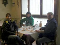 Matteo, Massimo e Manuela