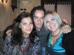Benny, Stefania e Paola