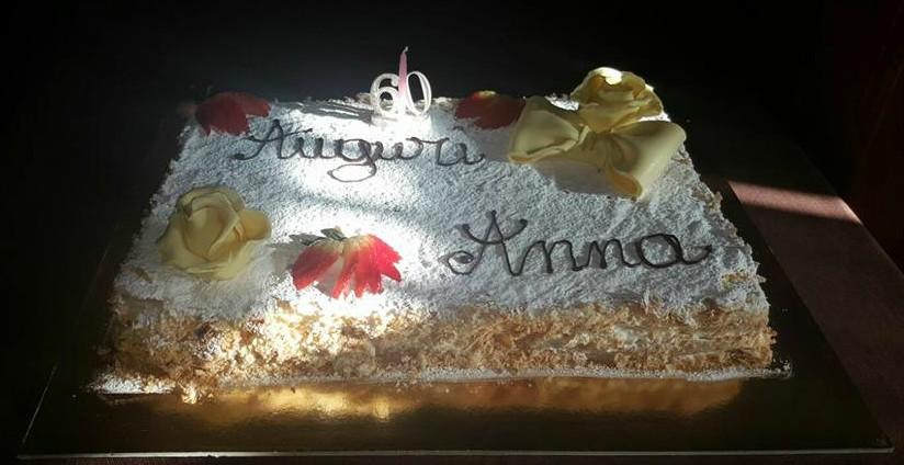 Torta compleanno di Anna