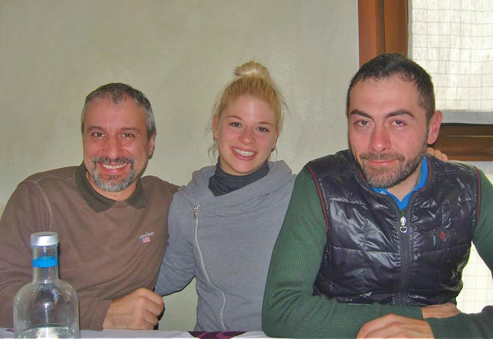 Adamo, Laura & Matt