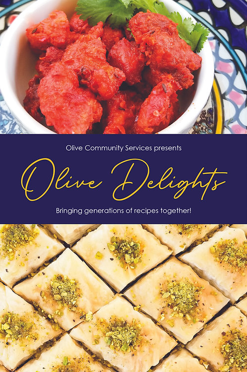 Olive Delights Cookbook