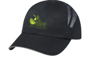 Sports performance cap