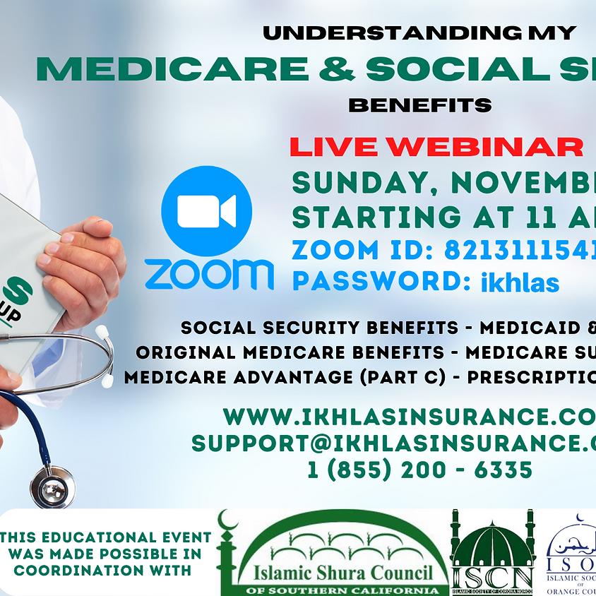 Understanding My Medicare & Social Security Benefits